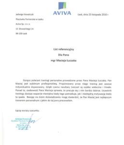 List referencyjny1